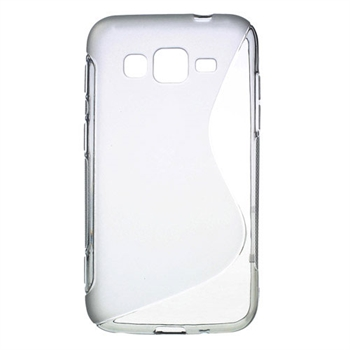 Image of Samsung Galaxy Core Advanced inCover TPU S-line Cover - Grå