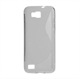 Image of Samsung ATIV S TPU S-line cover fra inCover - grå