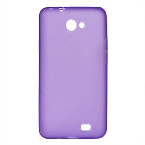 Billede af Samsung Galaxy R TPU cover fra inCover - lilla