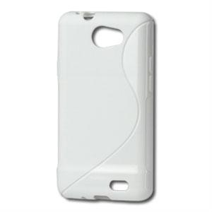 Billede af Samsung Galaxy R TPU S-line cover fra inCover - hvid