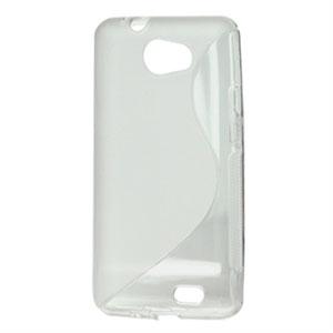 Billede af Samsung Galaxy R TPU S-line cover fra inCover - gennemsigtig