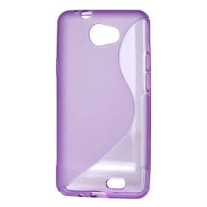 Billede af Samsung Galaxy R TPU S-line cover fra inCover - lilla