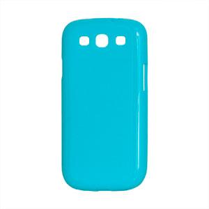 Billede af Samsung Galaxy S3 TPU cover fra inCover - blå