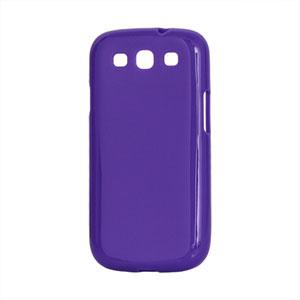 Billede af Samsung Galaxy S3 TPU cover fra inCover - lilla