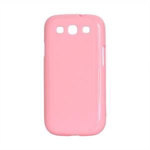 Billede af Samsung Galaxy S3 TPU cover fra inCover - pink