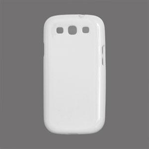 Billede af Samsung Galaxy S3 TPU cover fra inCover - hvid
