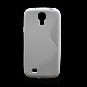 Billede af Samsung Galaxy S4 TPU S-line cover fra inCover - hvid