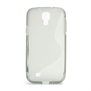 Image of   Samsung Galaxy S4 TPU S-line cover fra inCover - grå