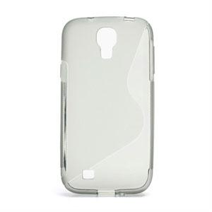 Billede af Samsung Galaxy S4 TPU S-line cover fra inCover - grå