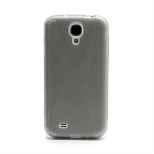 Billede af Samsung Galaxy S4 TPU X-line cover fra inCover - grå