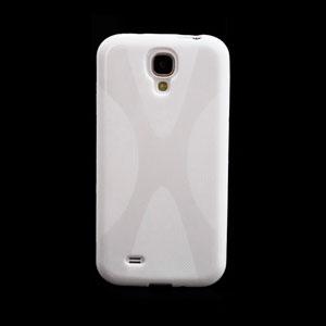 Billede af Samsung Galaxy S4 TPU X-line cover fra inCover - hvid