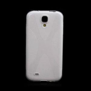 Billede af Samsung Galaxy S4 TPU X-line cover fra inCover - gennemsigtig