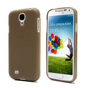 Image of   Samsung Galaxy S4 inCover TPU Cover - Grå