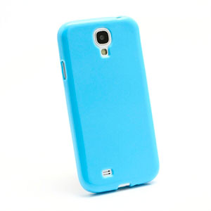 Image of   Samsung Galaxy S4 inCover TPU Cover - Blå