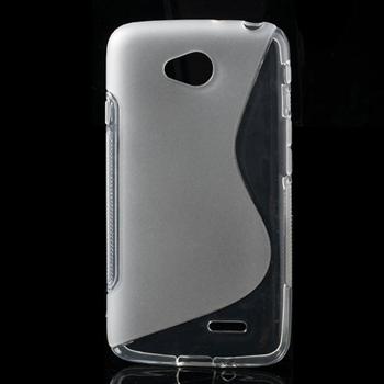 Image of   LG L70 inCover TPU S-line Cover - Gennemsigtig