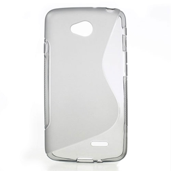 Image of LG L70 inCover TPU S-line Cover - Grå