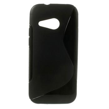 HTC One Mini 2 inCover TPU S-line Cover - Sort