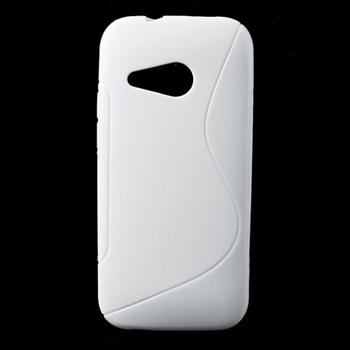 HTC One Mini 2 inCover TPU S-line Cover - Hvid