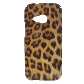 Image of HTC One Mini 2 inCover Design TPU Cover - Leopard