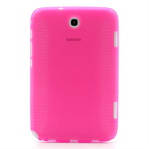Billede af Samsung Galaxy Note 8.0 inCover TPU Cover - Rosa