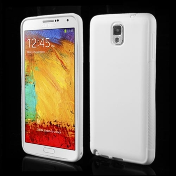 Image of   Samsung Galaxy Note 3 inCover TPU Cover - Hvid