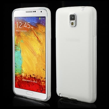 Image of   Samsung Galaxy Note 3 inCover TPU Cover - Gennemsigtig
