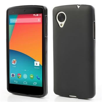 Billede af Nexus 5 inCover TPU Cover - Sort