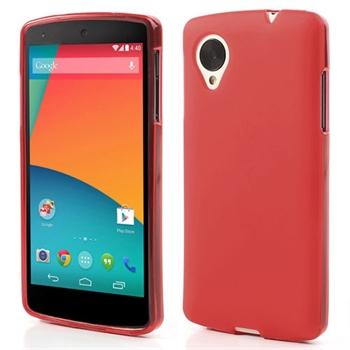 Billede af Nexus 5 inCover TPU Cover - Rød