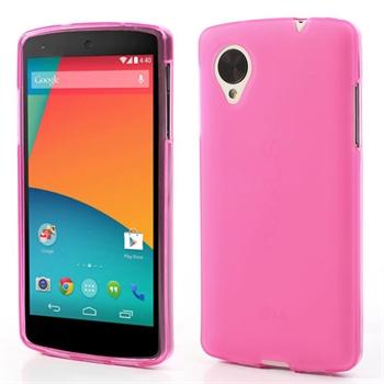 Billede af Nexus 5 inCover TPU Cover - Rosa