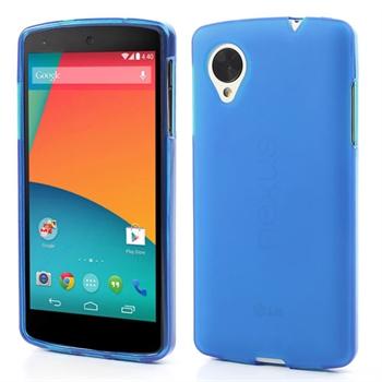 Nexus 5 inCover TPU Cover - Blå