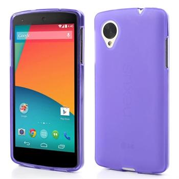 Billede af Nexus 5 inCover TPU Cover - Lilla