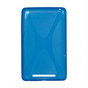 Image of Google Nexus 7 TPU X-line cover - blå