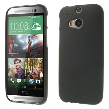 Billede af HTC One M8 inCover TPU Cover - Sort