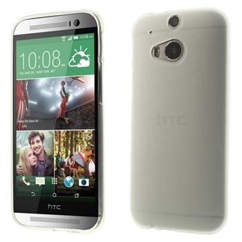 Billede af HTC One M8 inCover TPU Cover - Hvid