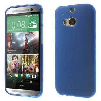 Billede af HTC One M8 inCover TPU Cover - Mørk Blå