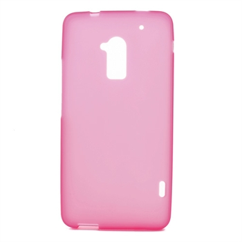 Image of HTC One max inCover TPU Cover - Rosa