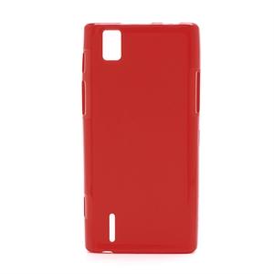 Huawei Ascend P2 inCover TPU Cover - Rød