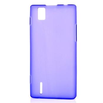 Huawei Ascend P2 inCover TPU Cover - Lilla