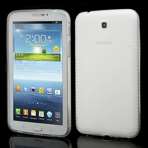 Billede af Samsung Galaxy Tab 3 7.0 inCover TPU Cover - Gennemsigtig