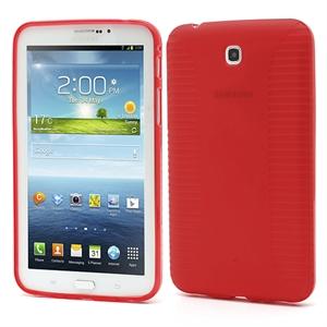 Billede af Samsung Galaxy Tab 3 7.0 inCover TPU Cover - Rød