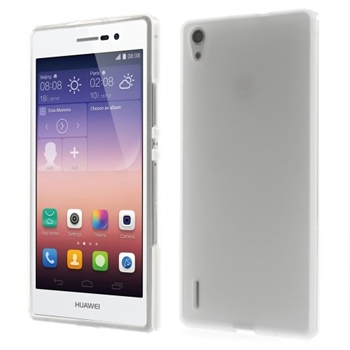 Image of Huawei Ascend P7 inCover TPU Cover - Hvid