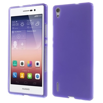 Image of Huawei Ascend P7 inCover TPU Cover - Lilla