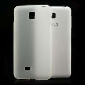 Image of LG Optimus F5 TPU cover fra inCover - hvid