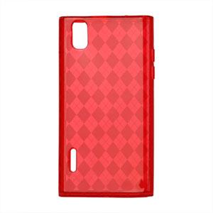 Image of LG Prada 3.0 TPU cover fra inCover - rød