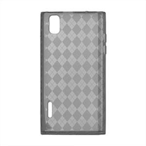 Image of LG Prada 3.0 TPU cover fra inCover - grå