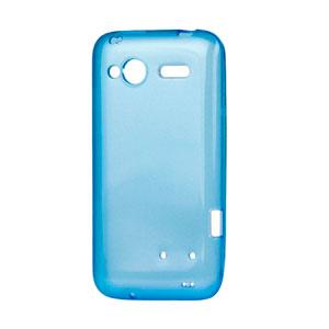 HTC Radar TPU cover fra inCover - blå