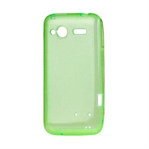HTC Radar TPU cover fra inCover - grøn