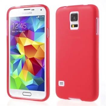 Billede af Samsung Galaxy S5/S5 Neo inCover TPU Cover - Rød