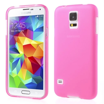 Billede af Samsung Galaxy S5/S5 Neo inCover TPU Cover - Rosa