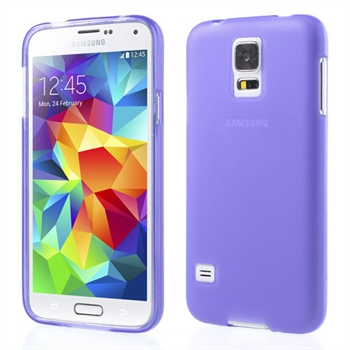 Billede af Samsung Galaxy S5/S5 Neo inCover TPU Cover - Lilla